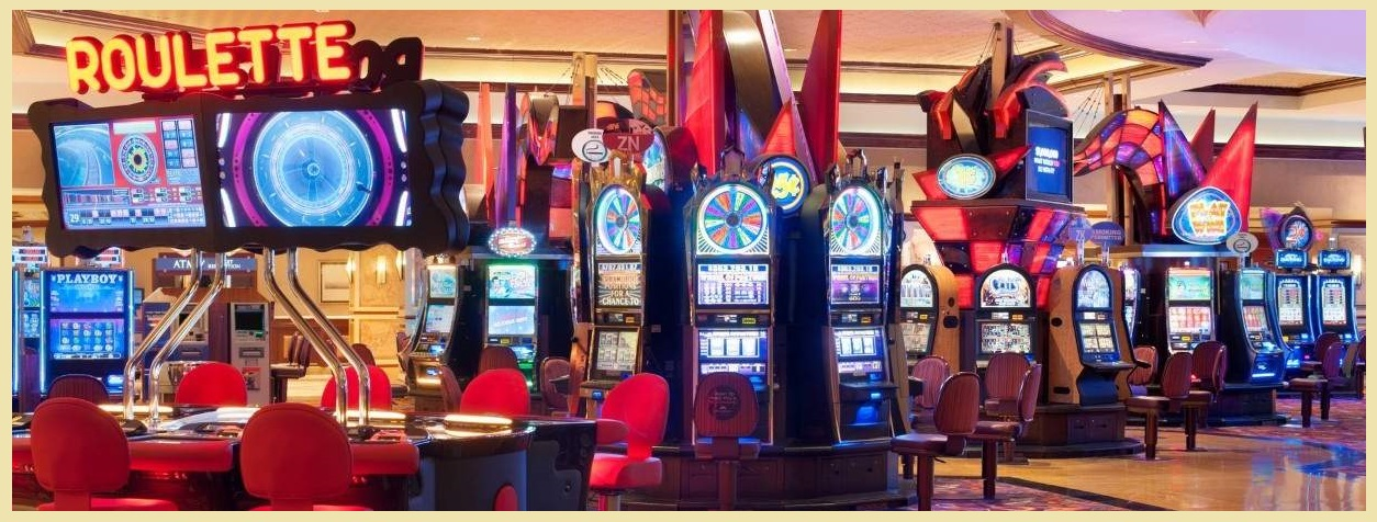 Slots games at harrahs casino